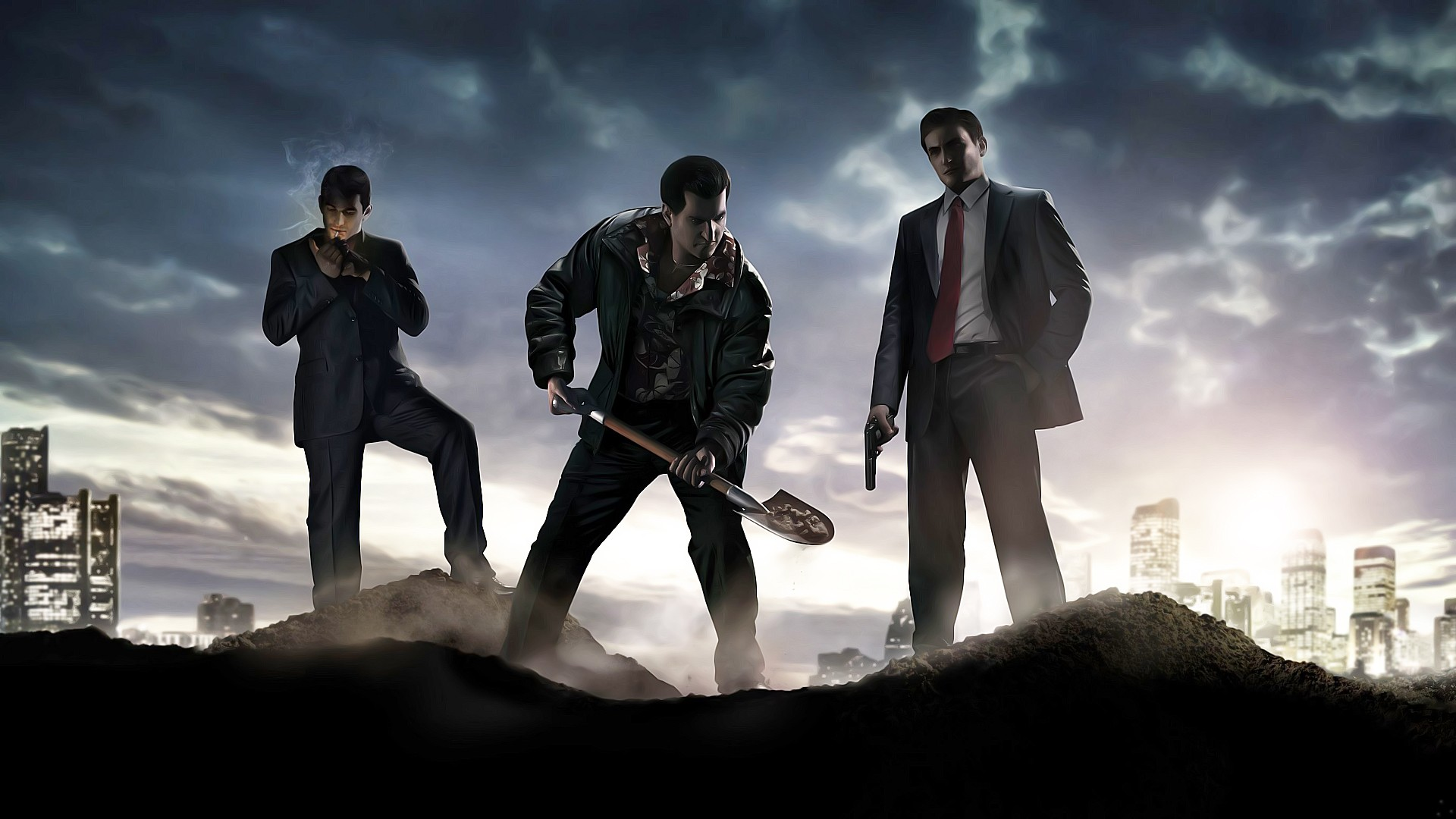 Background on the game Mafia 2