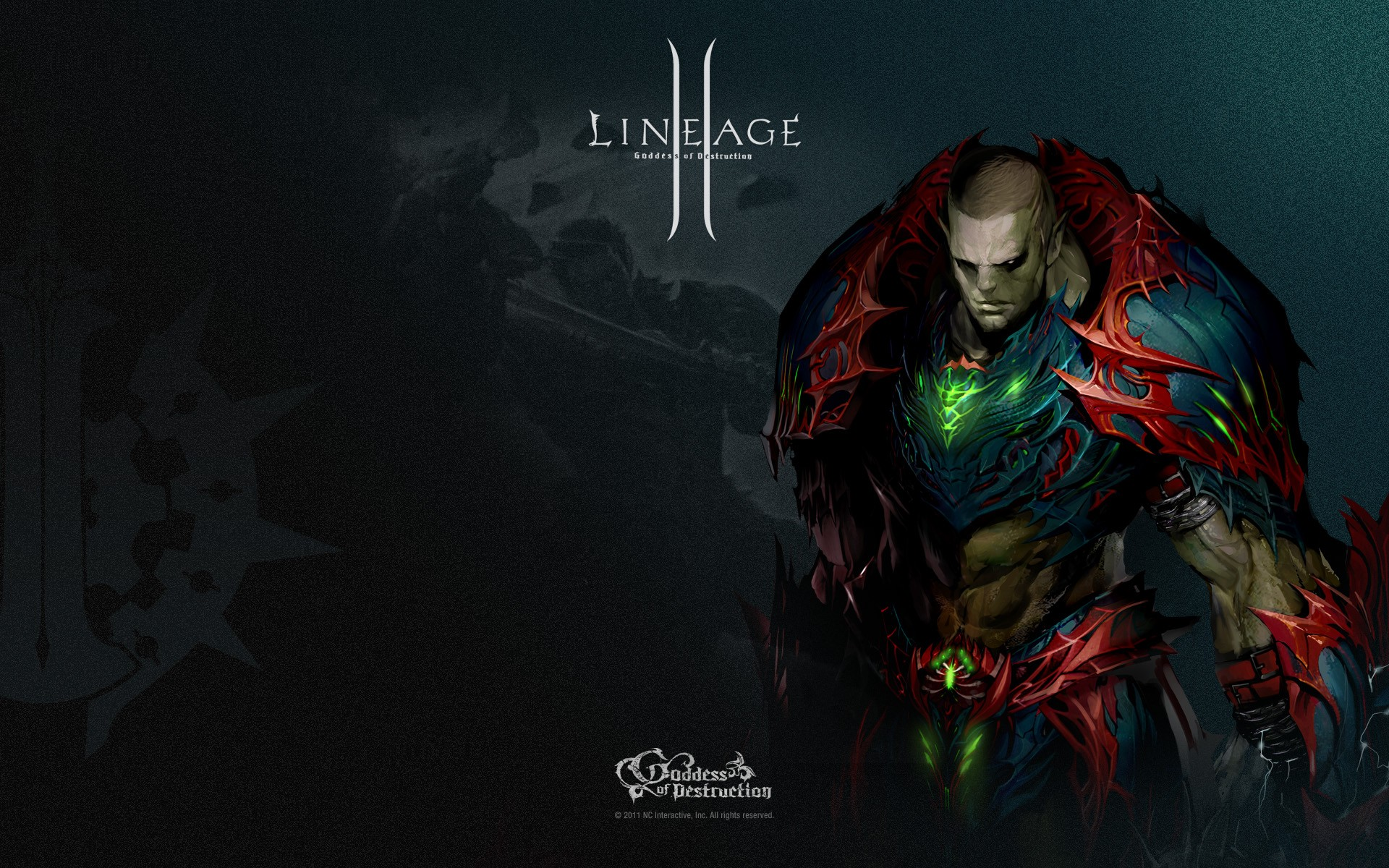 Destroyer Orc of Lineage 2, Goddess of Destruction