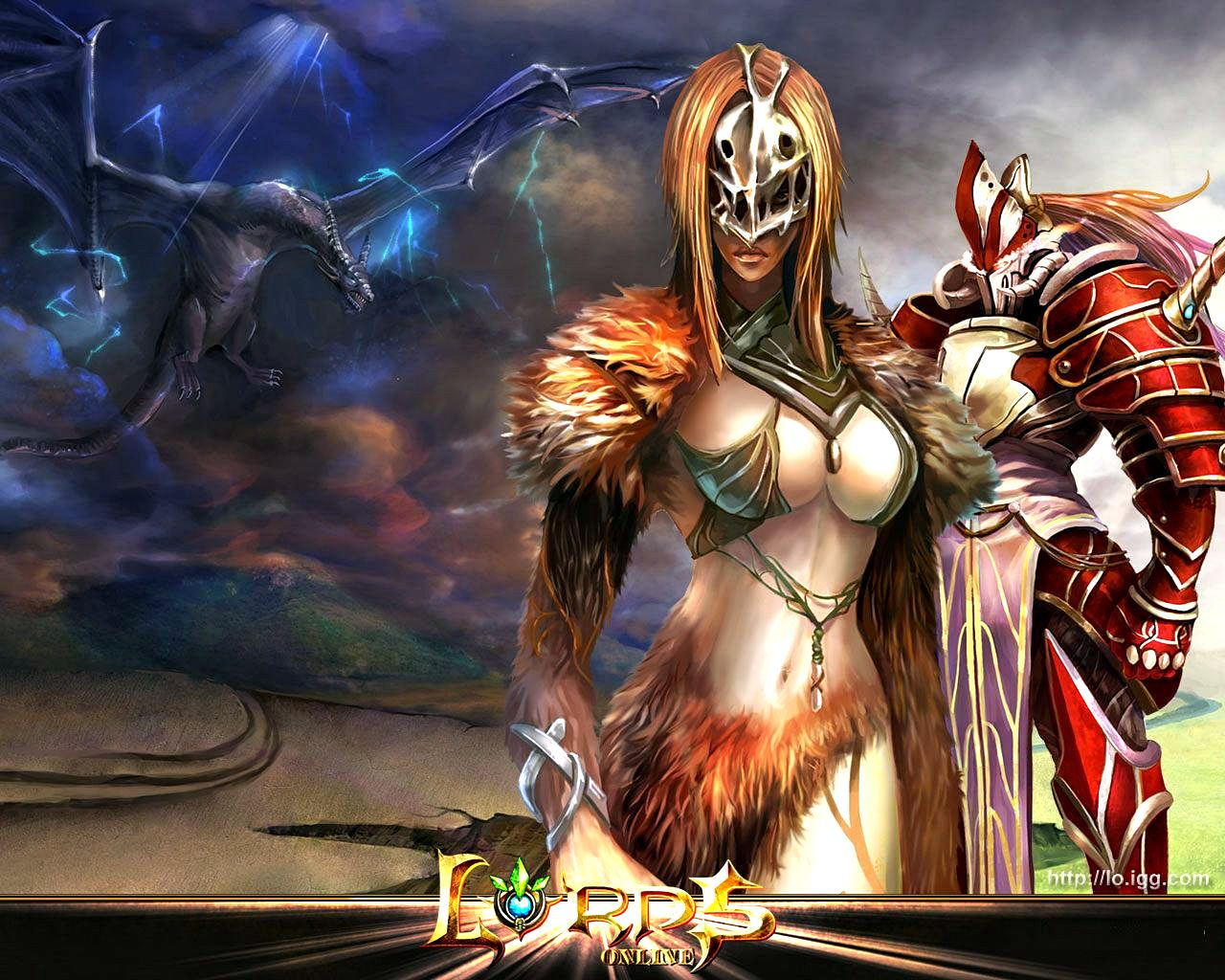 Online game of Lords