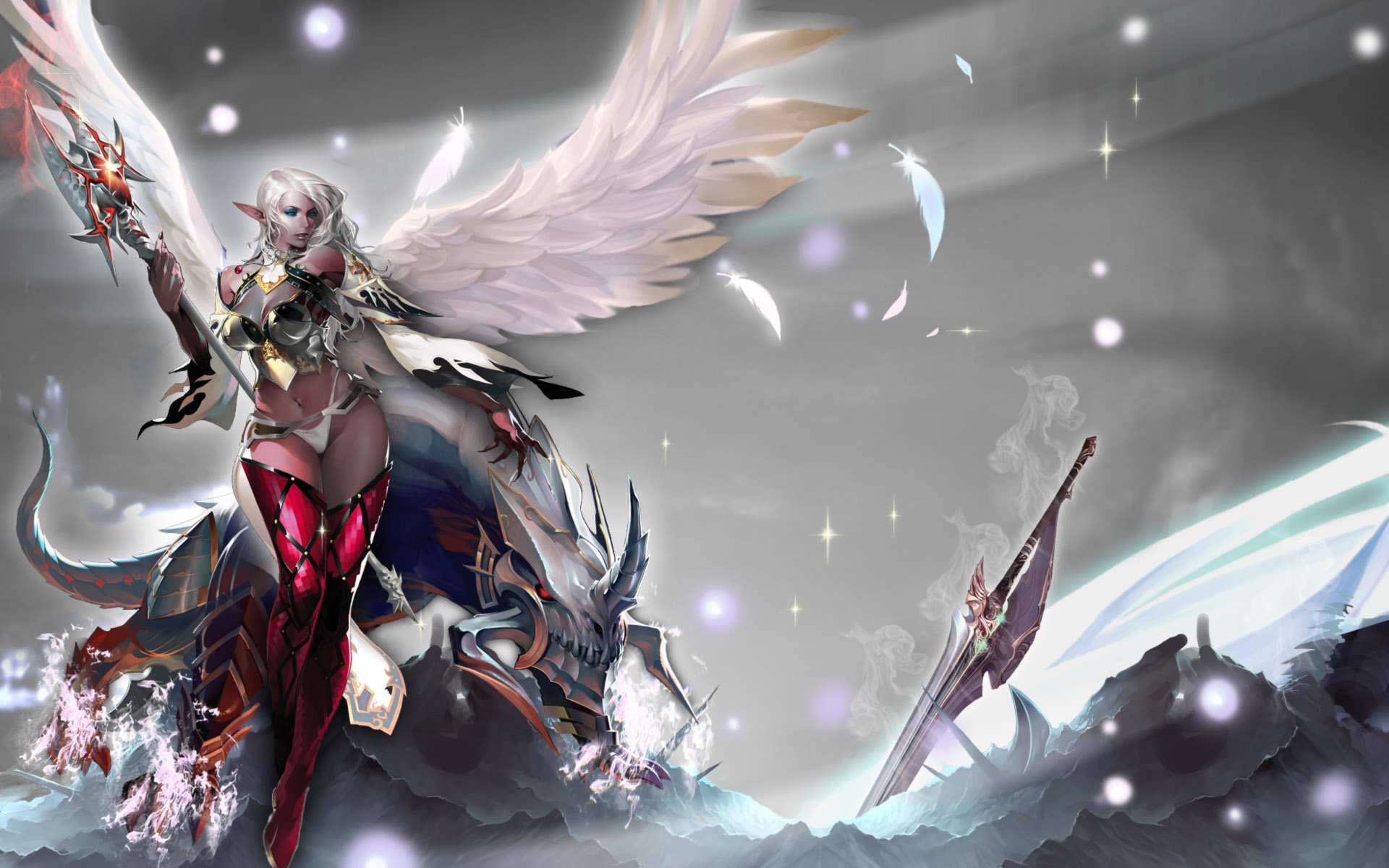 Lineage 2 - Wallpaper. Photos.   Pictures and Desktop Lineage 2 ...