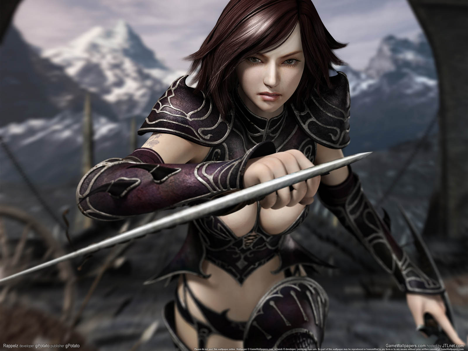 3d warrior girl ogre erotic videos