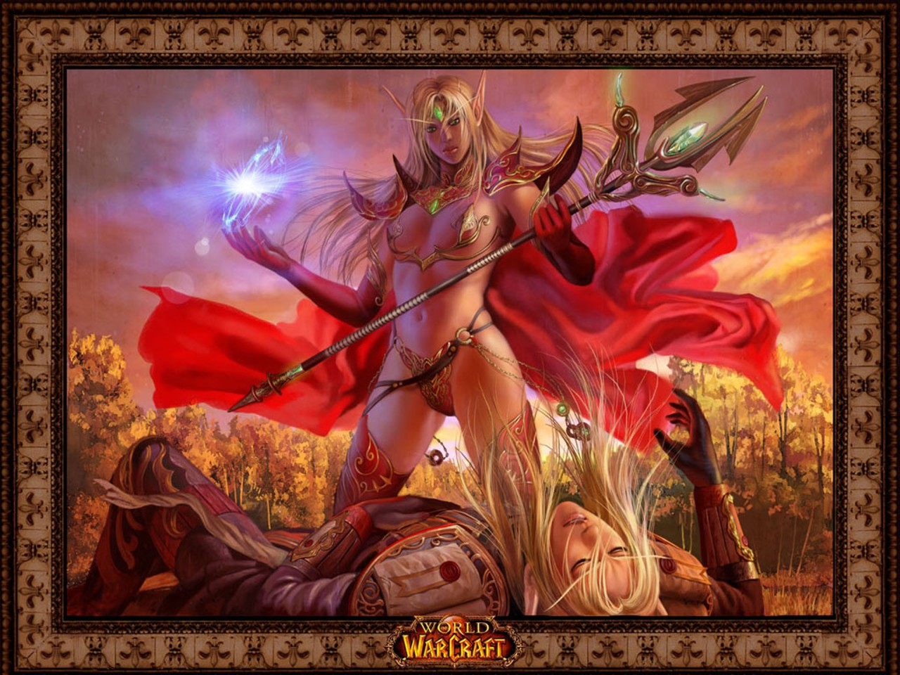 World of warcraft naked blood elf nude married girl