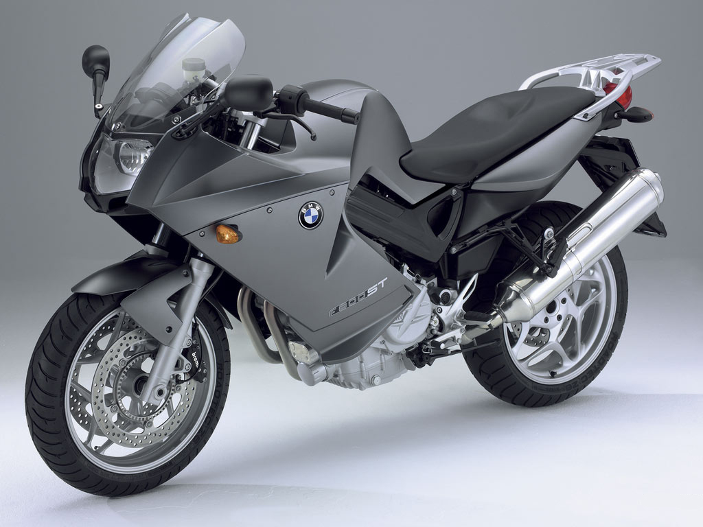 Motorcycle BMW - sport bike - wallpapers, motorcycles.