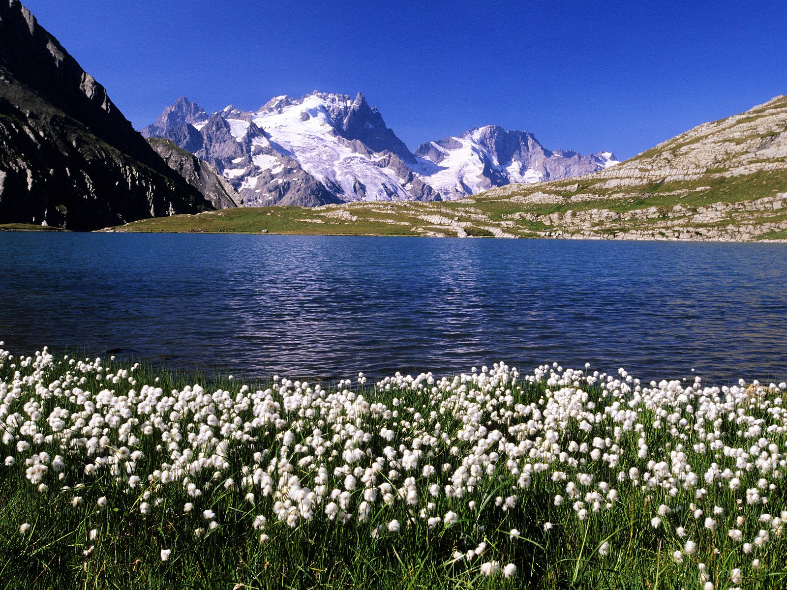 Mountain Lake - Wallpapers - mountains
