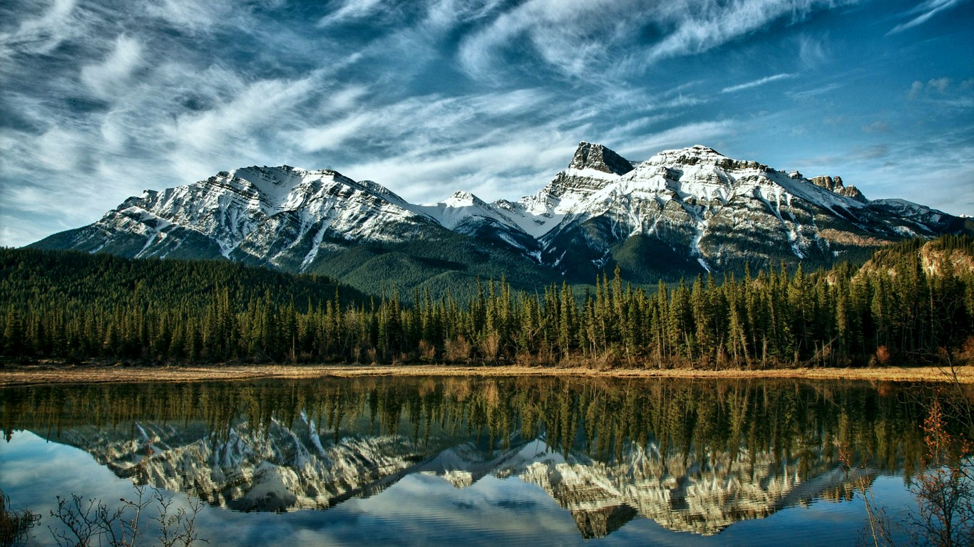 Mountains of Canada