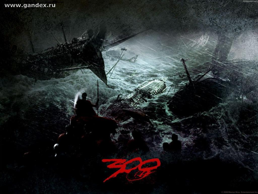 300 movie, wallpaper of the film three hundred