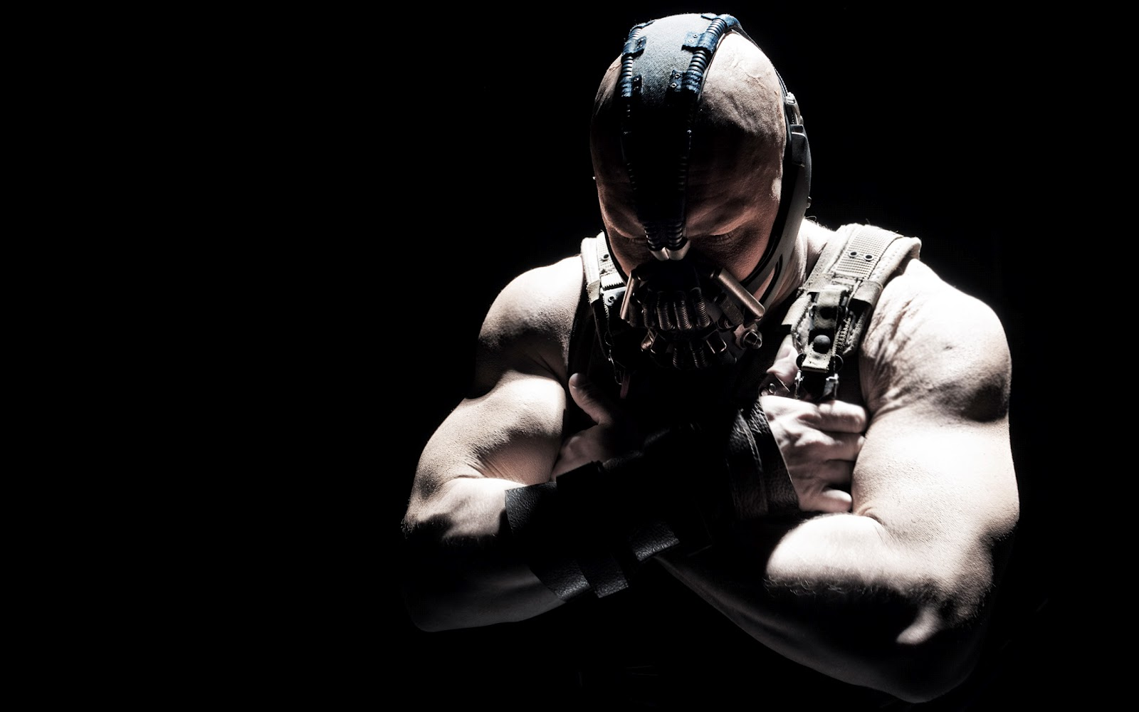 Bane (Tom Hardy) The Dark Knight