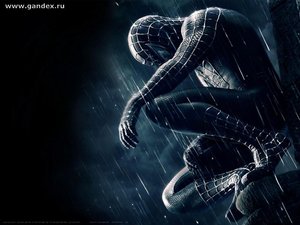 Desktop wallpaper based on the movie Spider Man - Spider man 3 - the movie