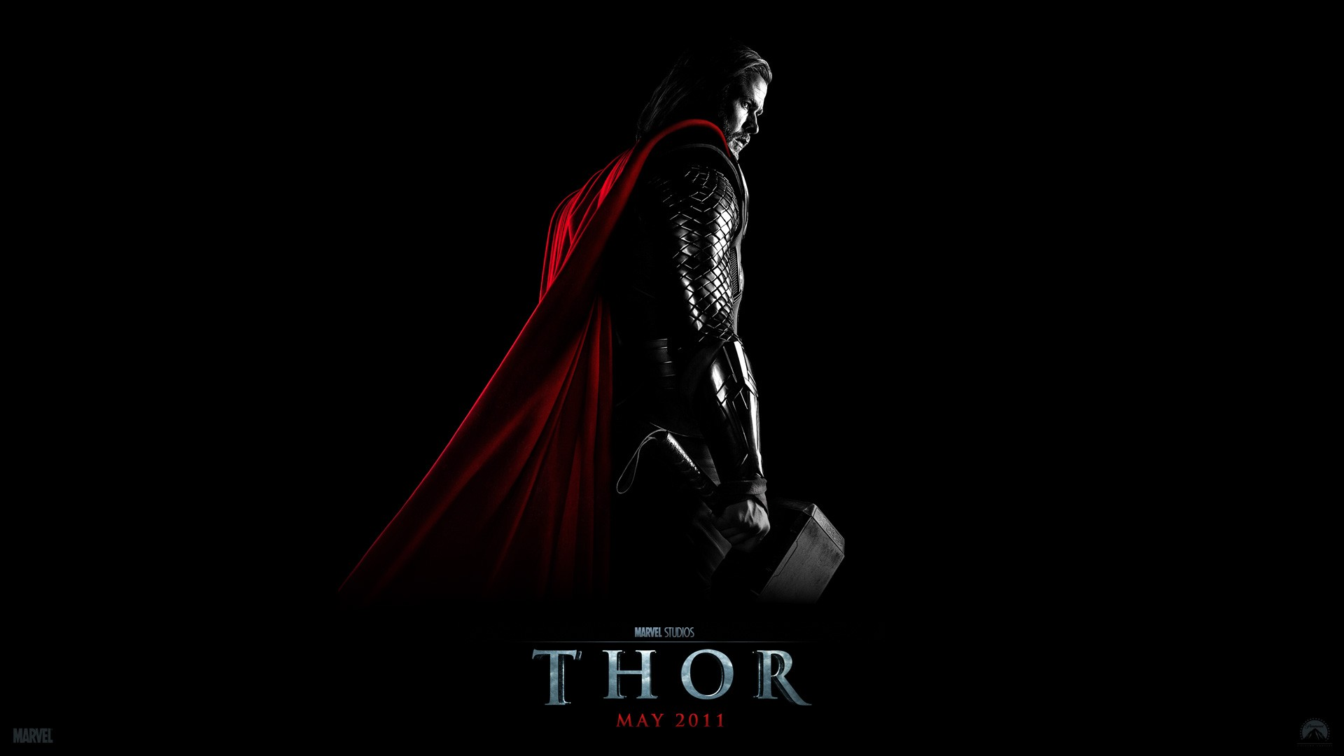 Desktop Wallpapers on the film Thor 2011 issue
