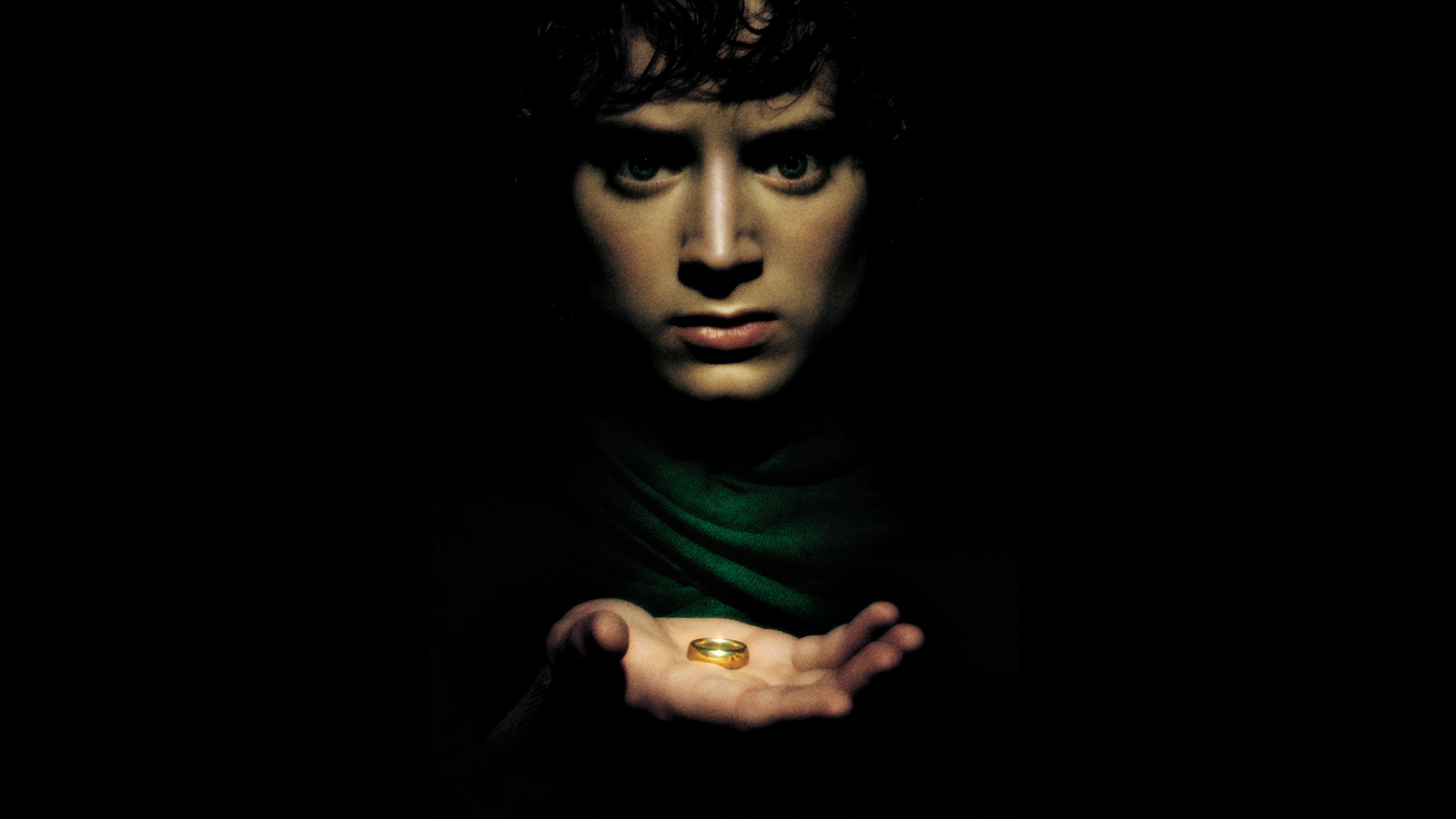 Lord of the Rings, Frodo, the ring