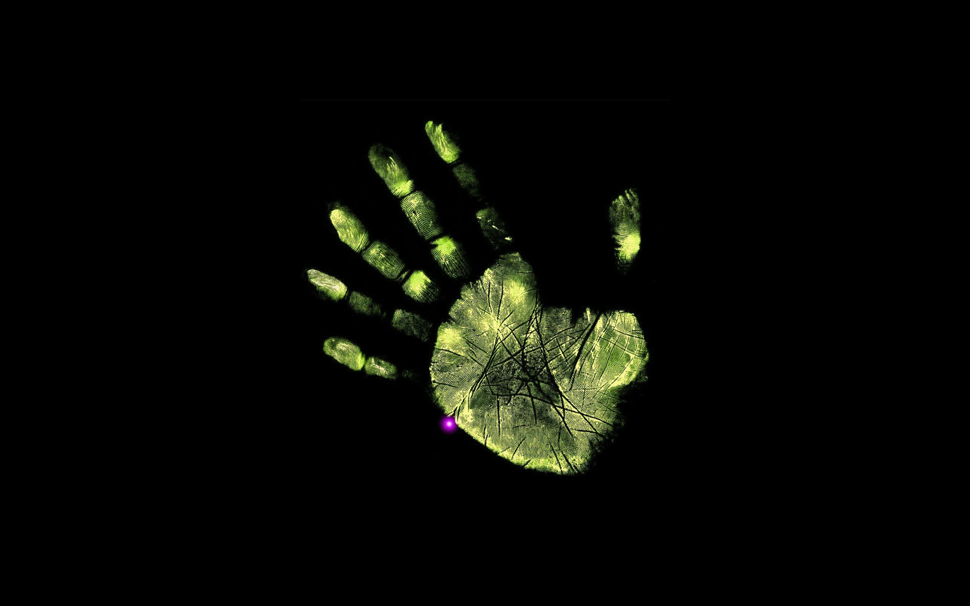 Screensaver from the series Fringe
