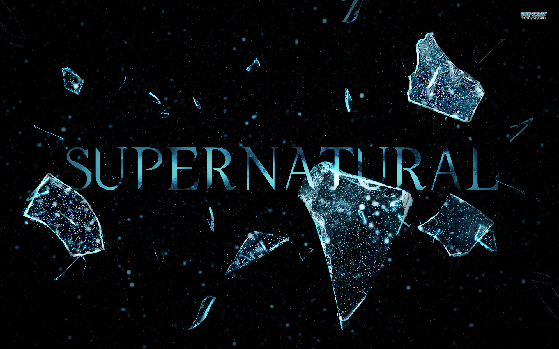 Screensaver from the series Supernatural (Supernatural)