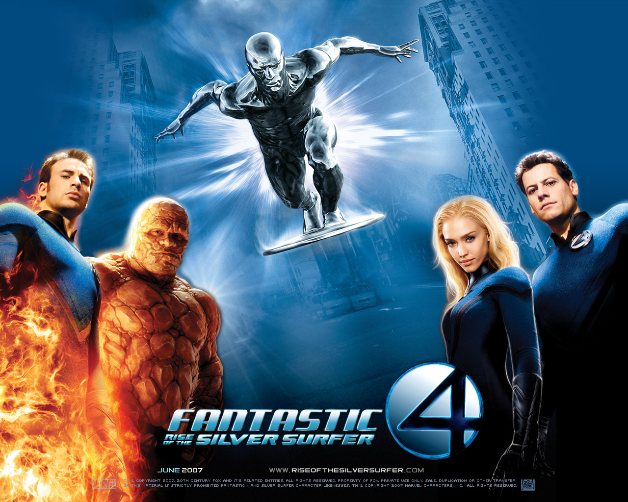 The film Fantastic Four - Revival silver seerfera wallpaper fantastic four rise silver serfer - Movie