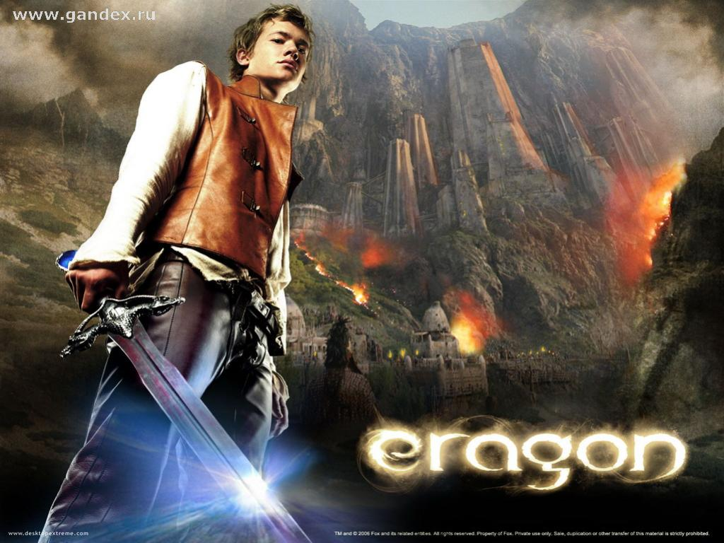 The movie Eragon - Eragon movie - Wallpaper