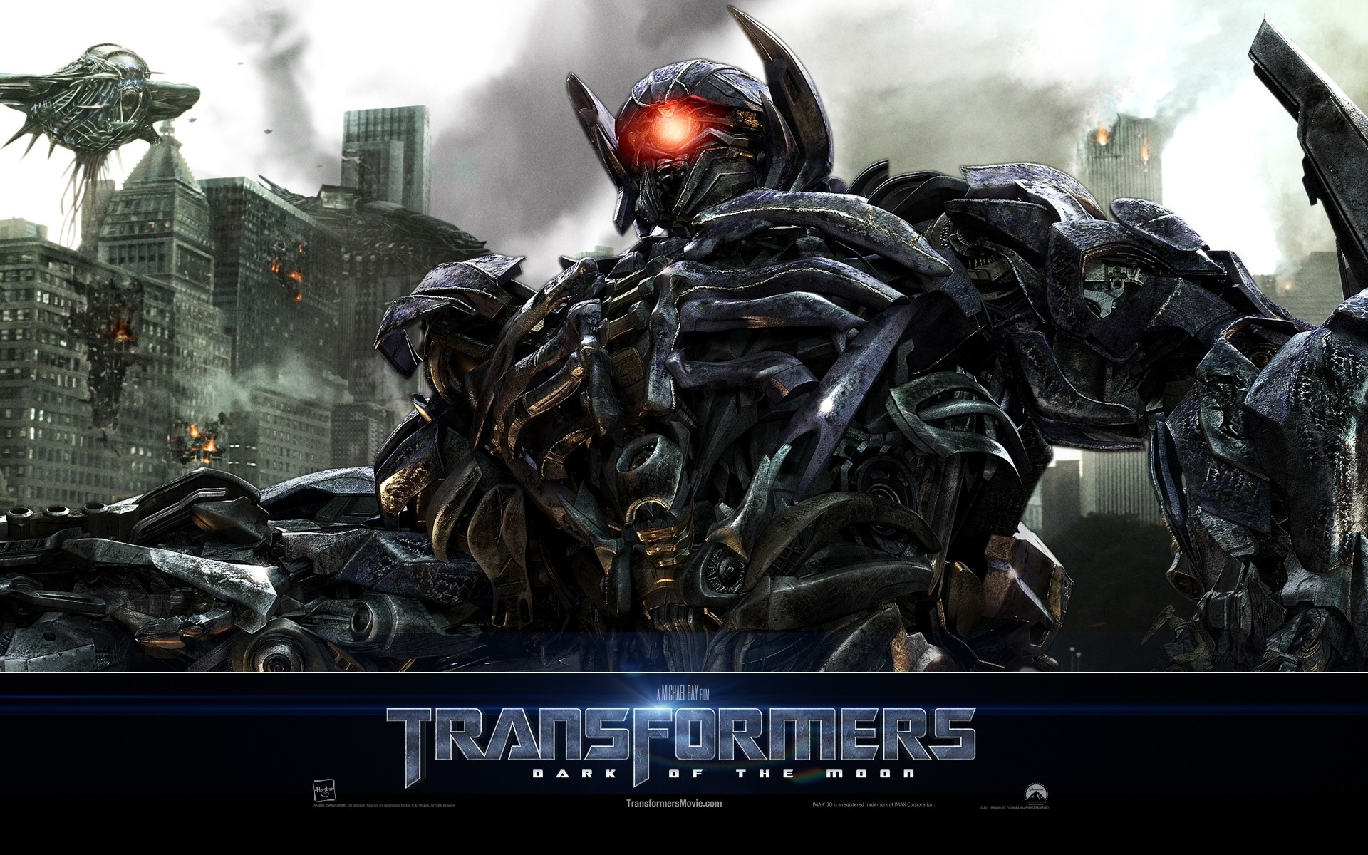 Transformers - Dark of the moon (new transformers)