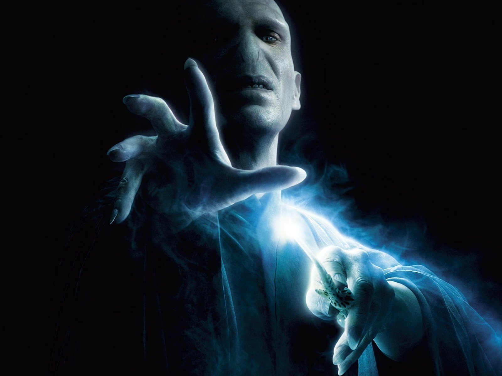 Volan de Mort (a character of a series of novels about Harry Potter)