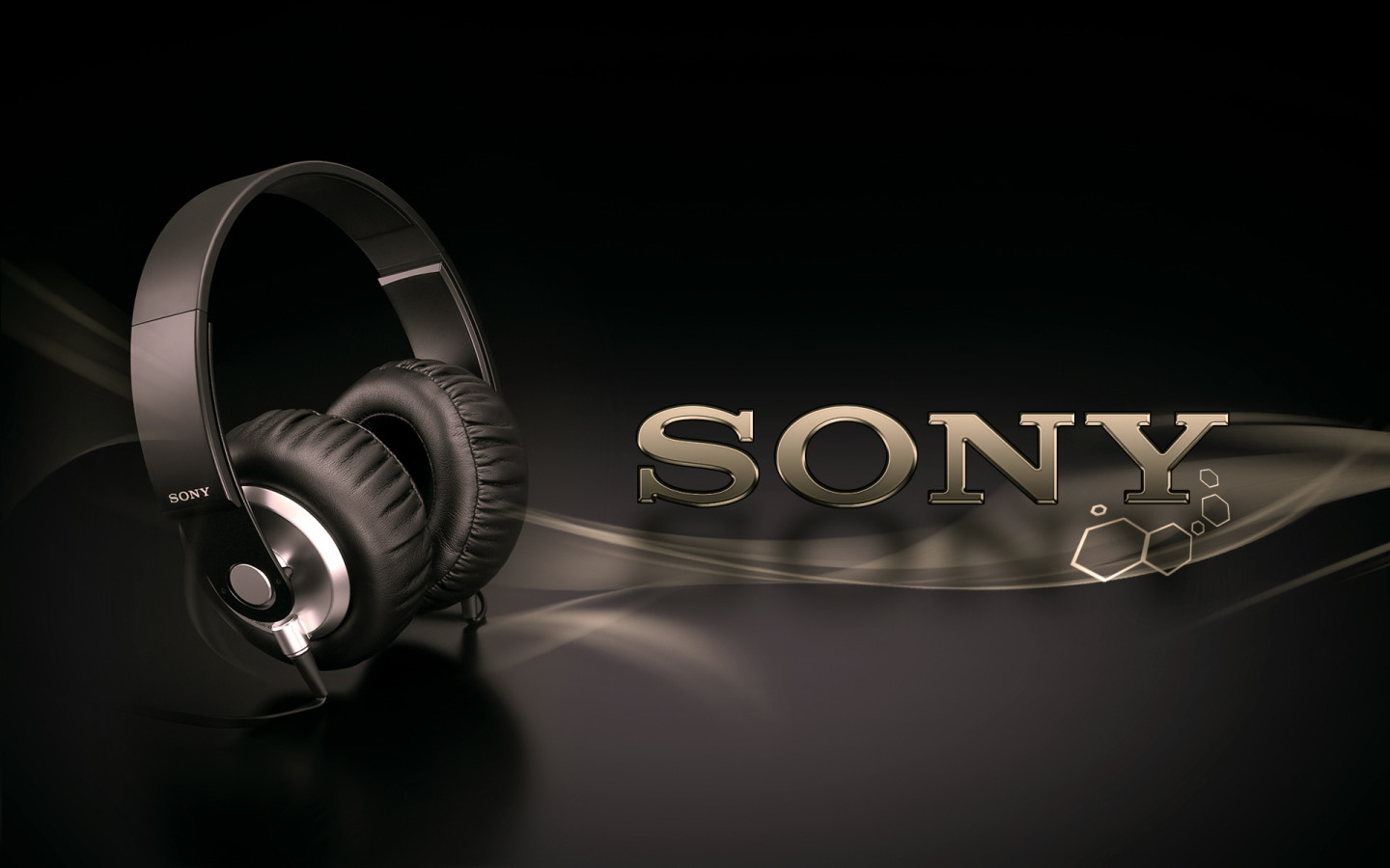 Music headphones SOny