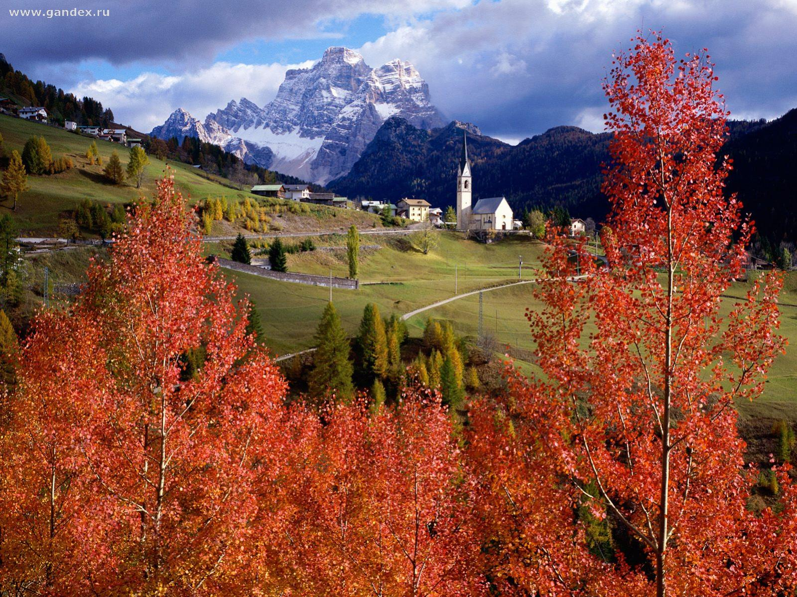 Beauty of Italy, including the nature, wallpapers on your desktop