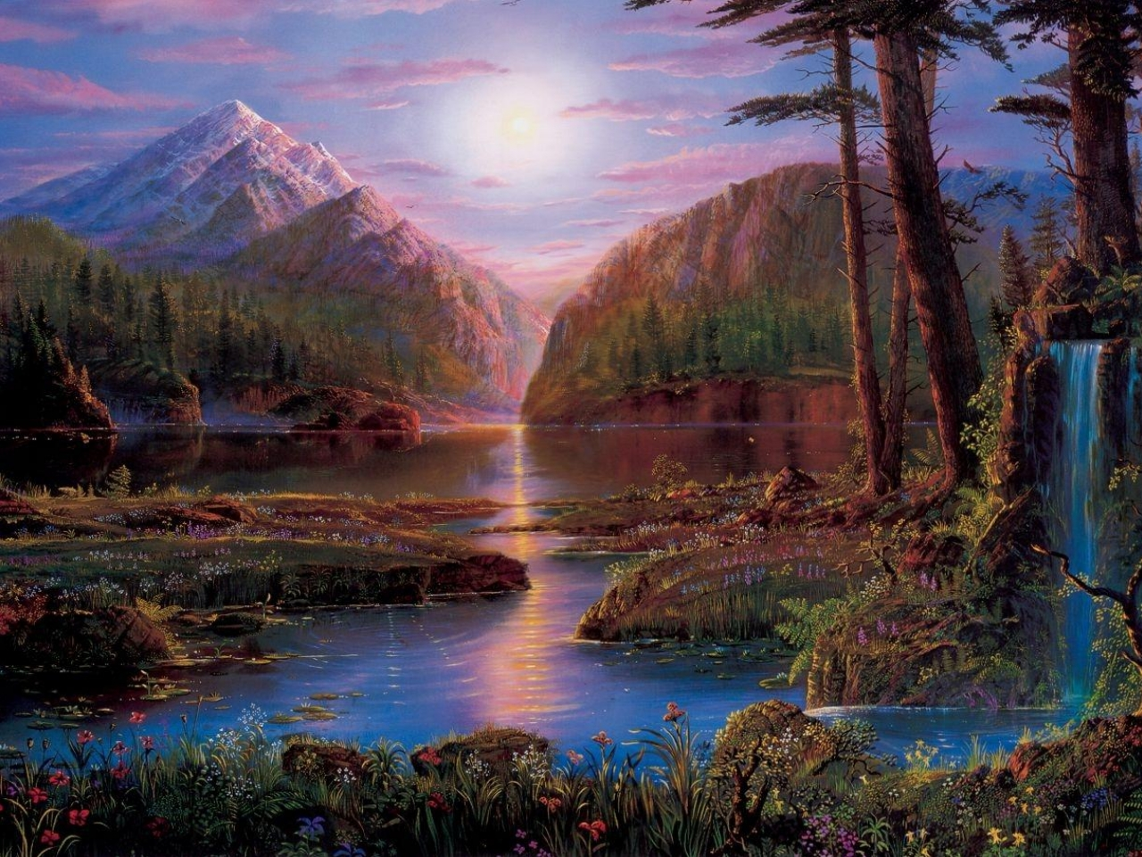 wonderful nature (painting)