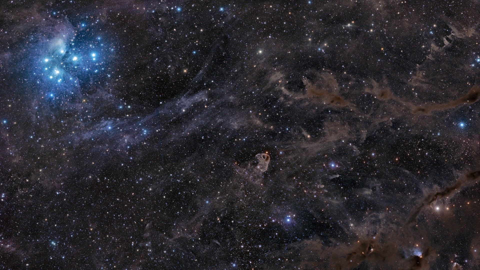 deep space hd wallpaper 1366x768 - photo #33