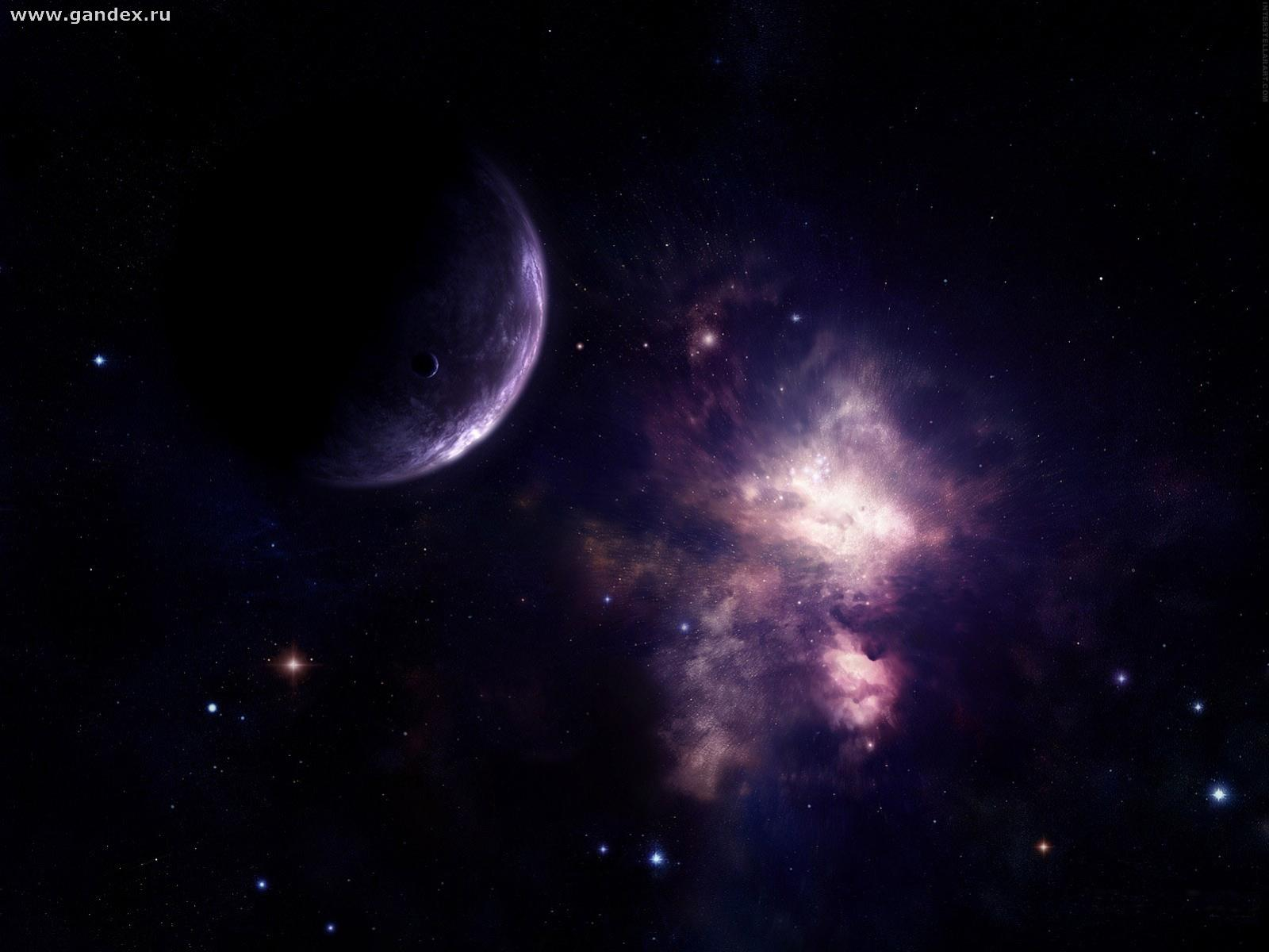 Space, planet, space wallpaper