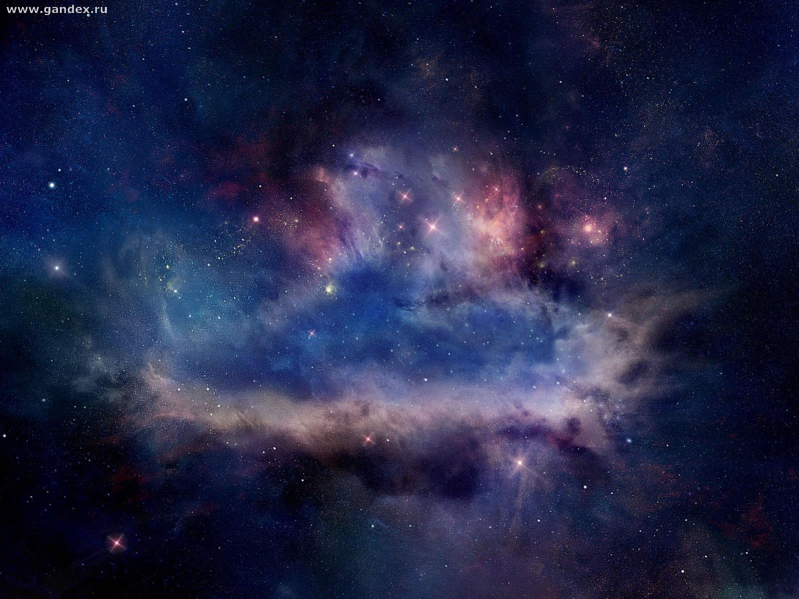 Space wallpaper - a beautiful picture for your desktop - space clouds