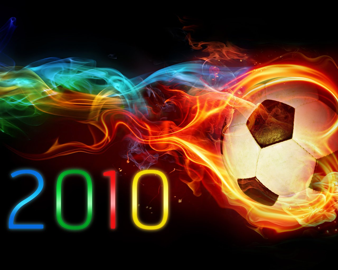 The FIFA World Cup in South Africa