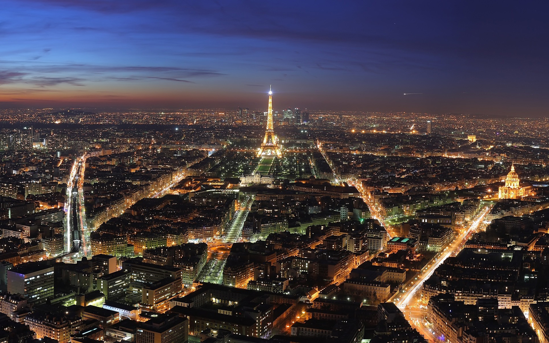 download desktop wallpaper parisnight