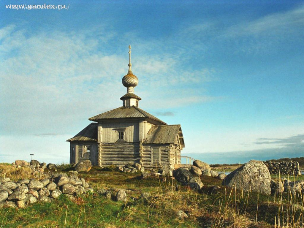 Solovki Russian cities, wallpapers